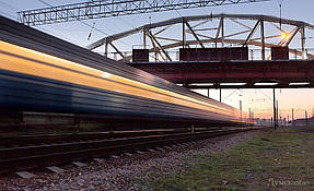 Подсветка горбатого моста г.Одесса 3