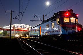 Подсветка горбатого моста г.Одесса 6