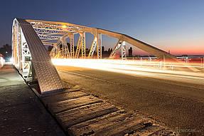 Подсветка горбатого моста г.Одесса 7