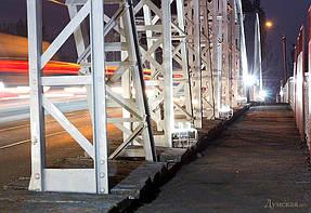 Подсветка горбатого моста г.Одесса 10