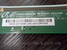 Таймінг-Контролер (T-CON) V216BG1-LE1-XC THOMSON 22HS4246C