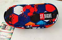 Пенал без наполнения ST. RIGHT FOOTBALL - 16860