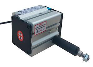 Тросовый потенциометрический датчик серии AWE 120, малогабаритный, трос из нержавеющей стали