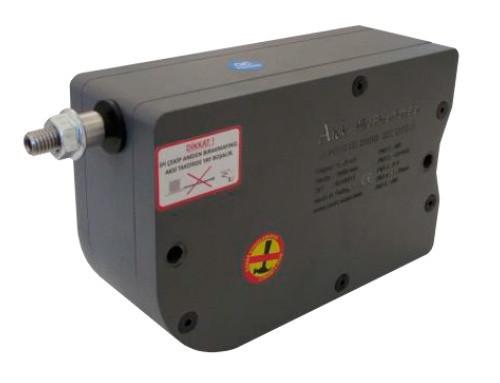 Тросовый поцентиометрический датчик серии AWP 810, высокая защита от внешней среды