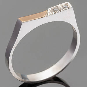 Перстень мужской из серебра 925 пробы арт. 243к