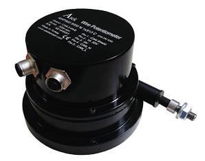 Тросовый поцентиометрический датчик серии AWP 904, высокая защита от внешней среды