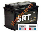 Автомобильный аккумулятор SRT 6СТ-50