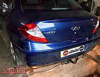 Фаркоп на Chery M11 (sedan) (2011-…)/Фаркоп на Чери М11 (седан) (2011-…)