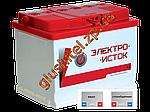 Автомобильный аккумулятор Электроисток 6СТ-50
