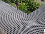 Профильный поликарбонат Suntuf (1,26х6м) прозрачный, фото 2