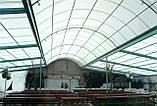 Профильный поликарбонат Suntuf (1,26х6м) прозрачный, фото 6
