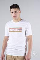 Футболки мужские полная распродажа SALE  M NK FC TEE CREW 365(05-05-07-01) S