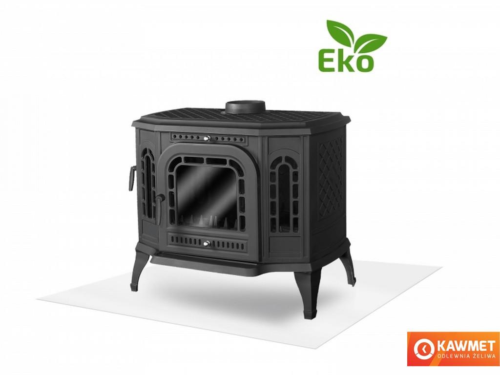 Чугунная печь камин  Kawmet P7 (10.5 kW) EKO