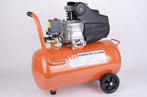 Масляный компрессор LXC50 3.8 лс. 50 литров
