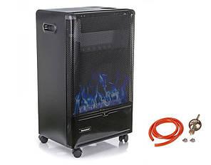 Обогреватель газовый, печь,  KANWOD + анализатор расхода газ