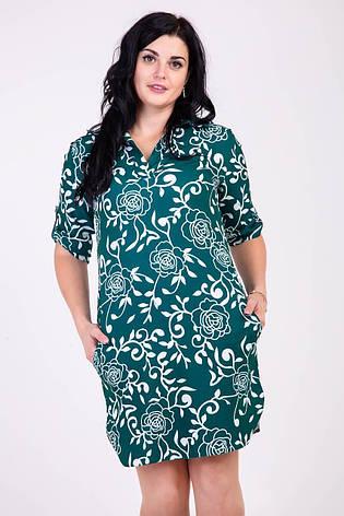 Модное платье рубашка, фото 2
