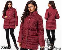 Куртка удлиненная- 23693, фото 1