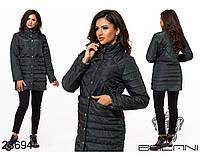 Куртка удлиненная- 23694, фото 1
