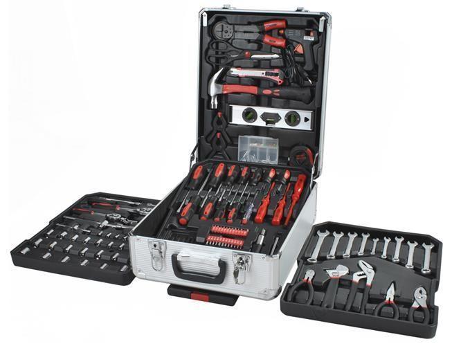 Универсальный набор инструментов 187 предмета