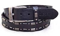 Мужской кожаный ремень Diesel, фото 1