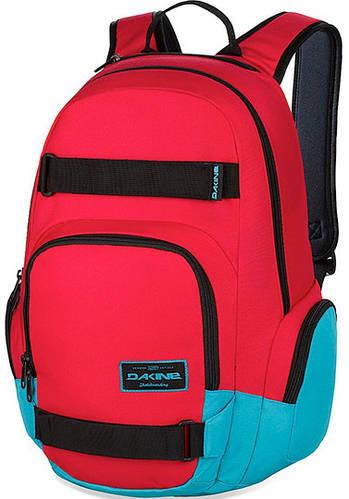 Мужской рюкзак для города Dakine Atlas 25L Threedee 610934841930 красный