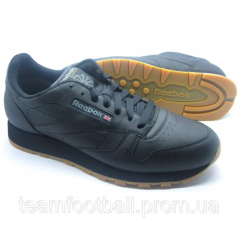Кроссовки Reebok мужские SALE Кроссовки REEBOK Classic Black Leather 49800  Оригинал(03-01- 986e774bf57