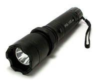 Шокер фонарь электрошокер POLICE 1101 Мощность 99000 KV