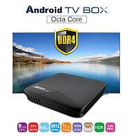 TV Box MECOOL M8S Pro L Android 7.1 3Gb/16Gb 8 core 64 Bit AmLogic