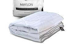 Детское бамбуковое одеяло 110х140 демисезонное в кроватку белое