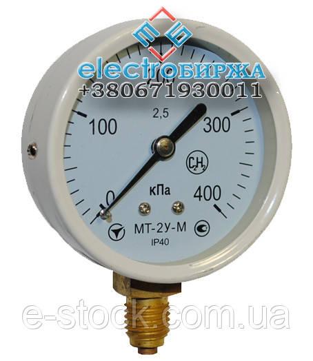 Манометр ацетиленовый МТ-2У
