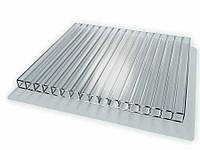 Сотовый прозрачный поликарбонат 10 мм Sunnex (Санекс)