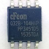 Микросхема cFeon Q32B-104HIP