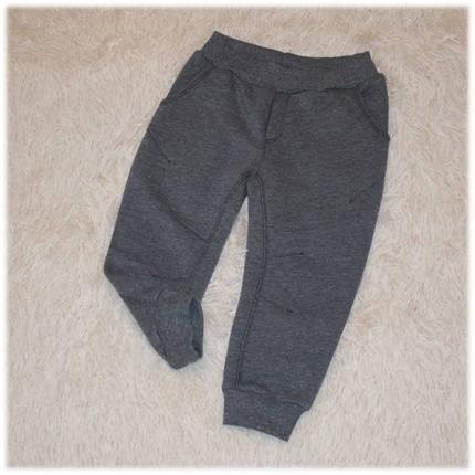 Штаны спортивные для мальчика теплые ТМ HART  Украина размер 128 140 146, фото 2