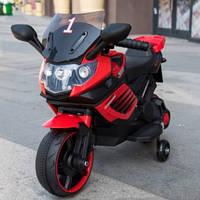 Эл-мобиль Т-7210 RED мотоцикл 6V4.5AH мотор 1*15W 77*38*50 ш.к. /1/