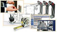 Проектирование, монтаж систем контроля доступа