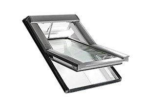 Вікно мансардне Designo WDT R45 H N WD AL 05/09 E