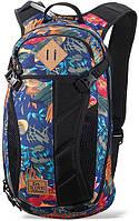 Мужской вело-рюкзак для города с орнаментом Dakine Drafter 12L Higgins 610934844726 синий