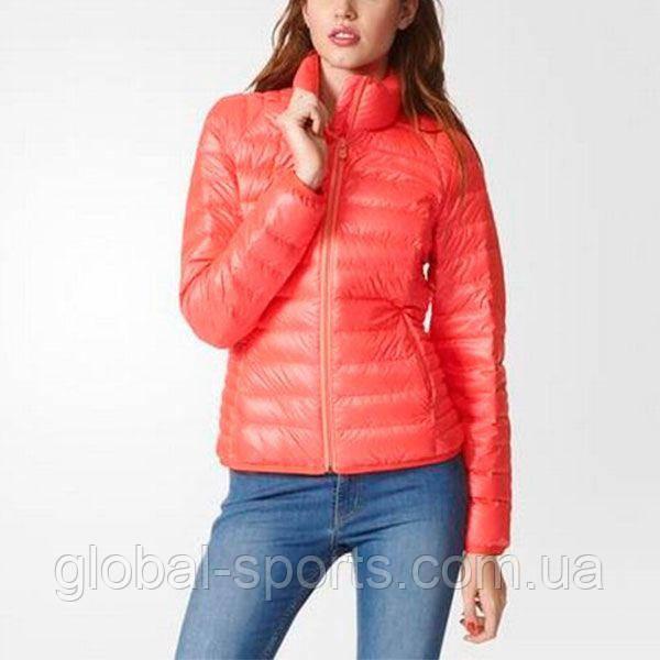 Женский пуховик Adidas Packable Down Jacket (Артикул: AY9871)
