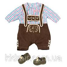 Одяг для ляльки Бебі Борн Баварія Baby Born Zapf Creation 822869