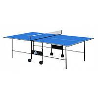 Теннисный стол Athletic Strong (синий)
