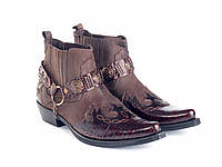Казаки Etor 2827-884-02-294 41 коричневые, фото 1