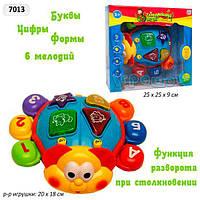 Развивающая игрушка Танцующий Жук 7013 от Limo Toy ( рус)