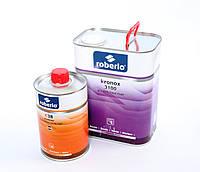 Автомобильный лак полиуретановый ROBERLO HS 3100 3л + отвердитель 1л