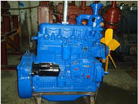 Двигатель Д-65 (60л.с.) ЮМЗ-6, фото 1
