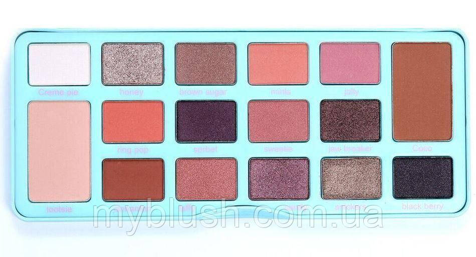 Палетка для лица Beauty Creations The Sugar Sweets Palette | SWATCHES