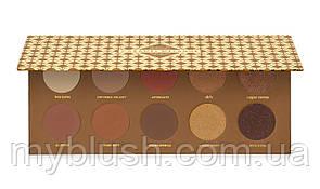 Тени для глаз Zoeva CARAMEL MELANGE Eyeshadow Palette (10 цветов)