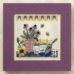 Набор для вышивки Mill Hill Potting Table (2008)