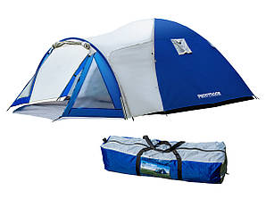 Туристическая палатка 3 местная  PWOUTDOOR