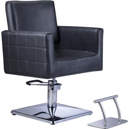 Парикмахерское кресло TOM CALISSIMO + подставка для ног TOM