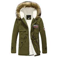 Уценка! Мужская куртка  УСС-7828-40